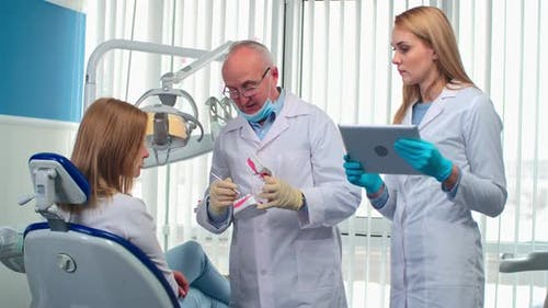 Dentists Cooperating
