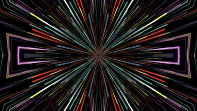Neon Kaleidoscope Loop
