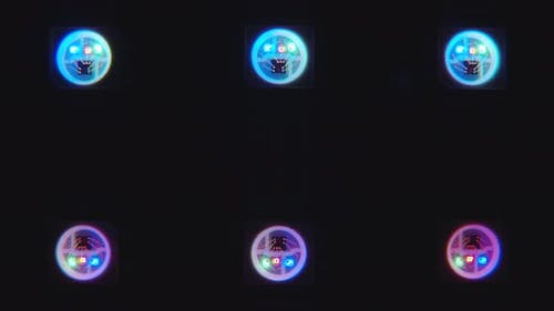 Rgb Led Light Show
