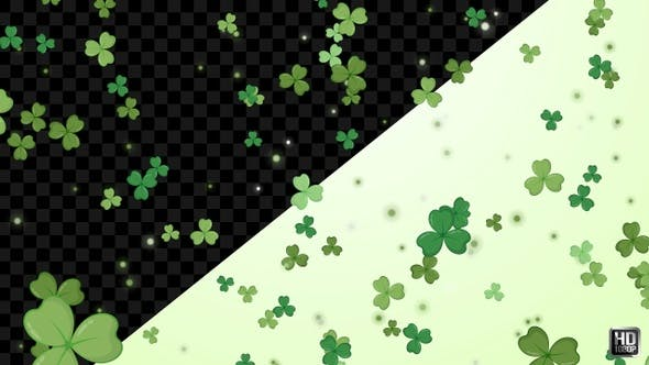 Thumbnail for St Patrick's Day Clover Leaf