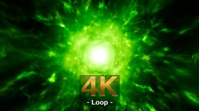 Poison Energy 4K Loop