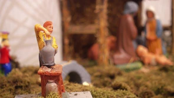 Thumbnail for Jesus Christ Nativity Scene