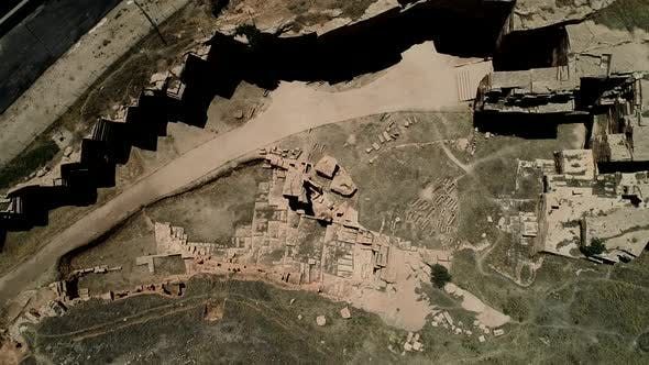 Thumbnail for Aerial View Historical Ruins
