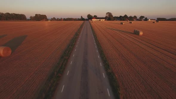 Thumbnail for Road Aerial