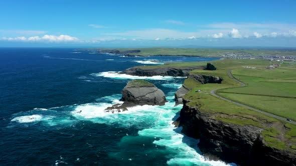 Thumbnail for Epic Irish  Seascape