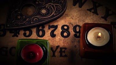 Spiritual Game Ouija Board 9