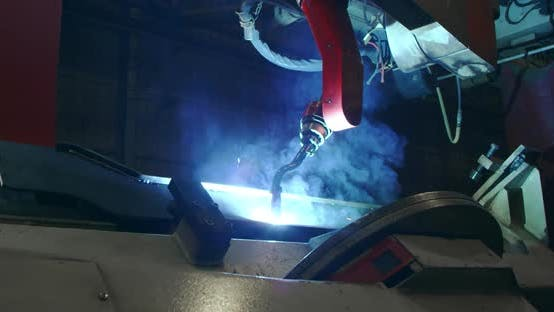 Thumbnail for Automated Welding at the Plant