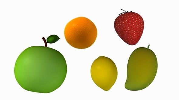 Fruit Transistion Pack