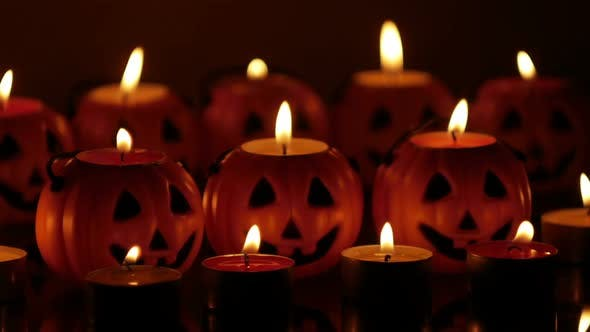 Thumbnail for Halloween Candles