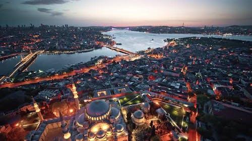 Süleymaniye-Moschee, Fatih, Istanbul