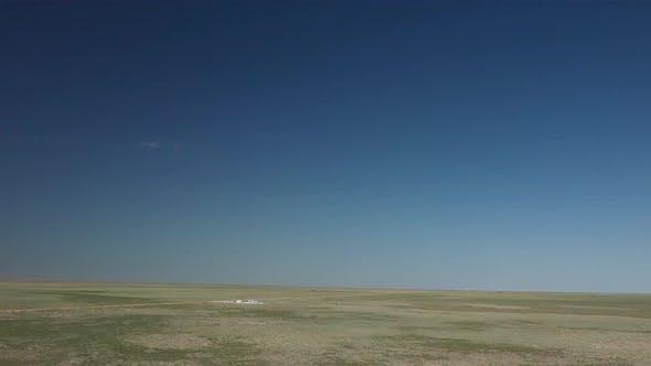 Thumbnail for Vast Plains Orbit Aerial View