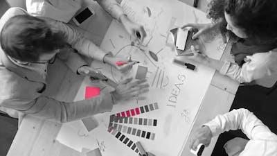 Creative Ideas Generation Process