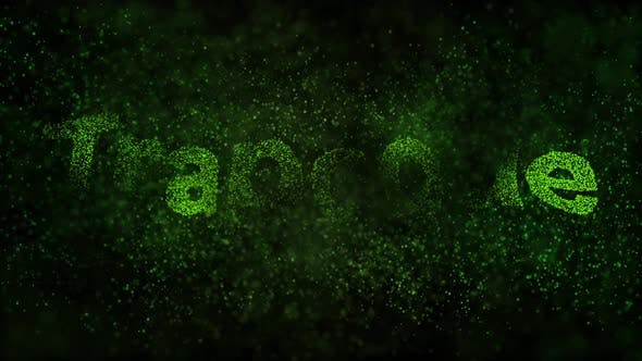 Trapcode Particles  Background Loop