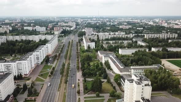 Thumbnail for Moscow Avenue In The City Of Vitebsk 11