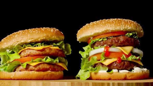 Thumbnail for Delicious Grilled Burgers