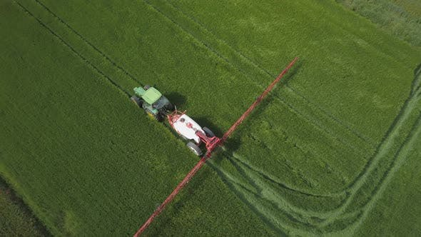 Thumbnail for Field Spraying