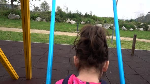 Cover Image for Mädchen im Park