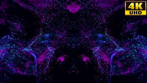 Thumbnail for Abstract Liquid Particles Vj Loops V2