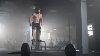 Athlete Gave Exercise