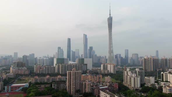 Thumbnail for Guangzhou Cityscape China