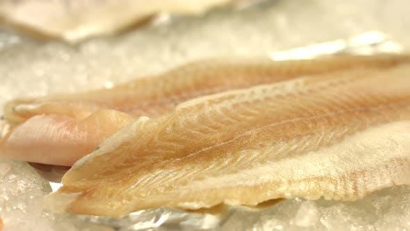 Thumbnail for Pangasius fillet. Seafood.