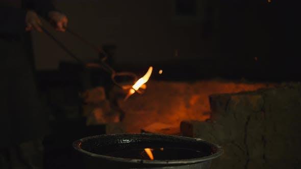 Thumbnail for Blacksmith Works Metal