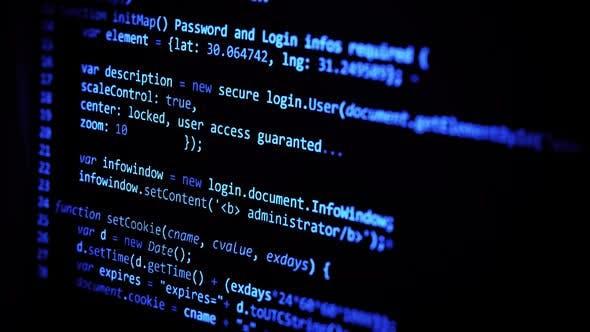 Thumbnail for Computer Code Programming Process