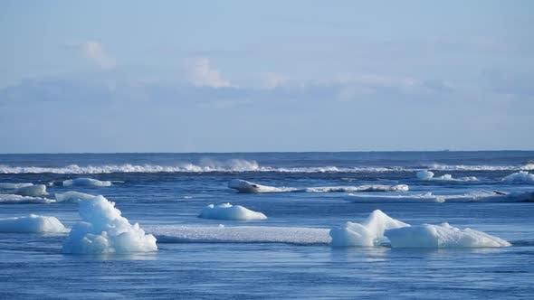 Thumbnail for Iceberg in Ocean