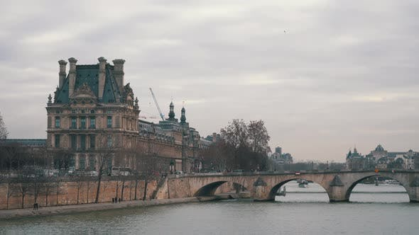 Thumbnail for View Of The Canals Of Paris