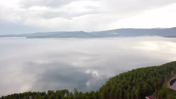 Thumbnail for Aerial View of Lake