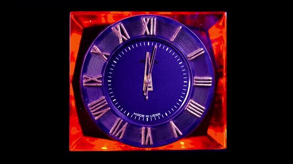 Thumbnail for clock time business clockwork technology countdown