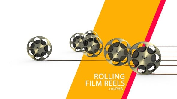 Thumbnail for Rolling Film Reels
