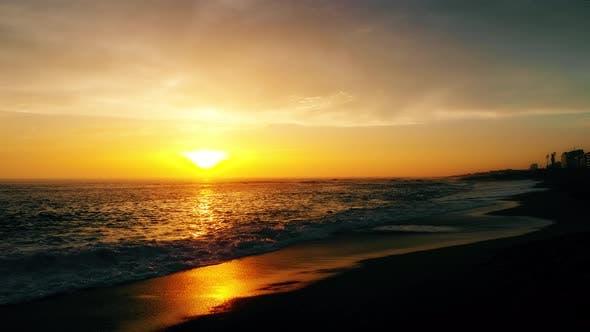 Thumbnail for Ocean At Sunset