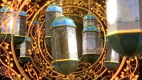 Lanternes de luxe