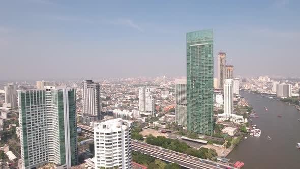 Thumbnail for Above Bangkok Buildings