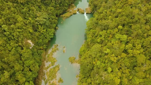 Thumbnail for River in Rainforest Philippines, Bohol