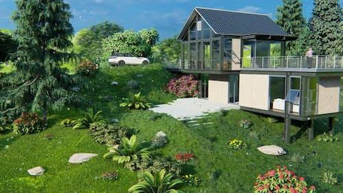 House On Mountain 2K