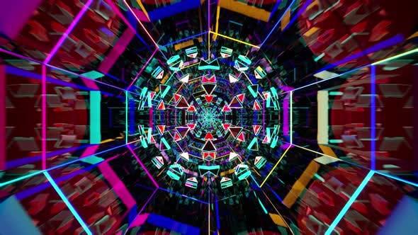 Thumbnail for Vj Tunnel Rätsel 4 K
