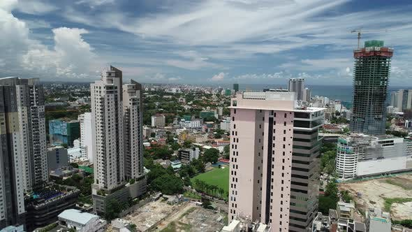 Thumbnail for Colombo City South Aerial