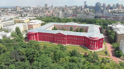 Old University Campus