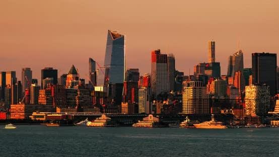 Thumbnail for Midtown skyline