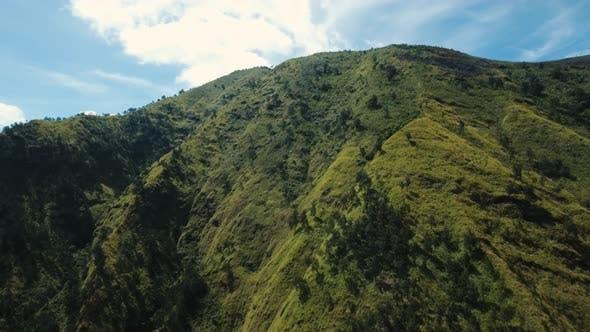 Thumbnail for Mountain landscape.Jawa Island, Indonesia
