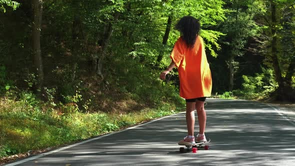 Skateboarding is a Great Outdoor Activity