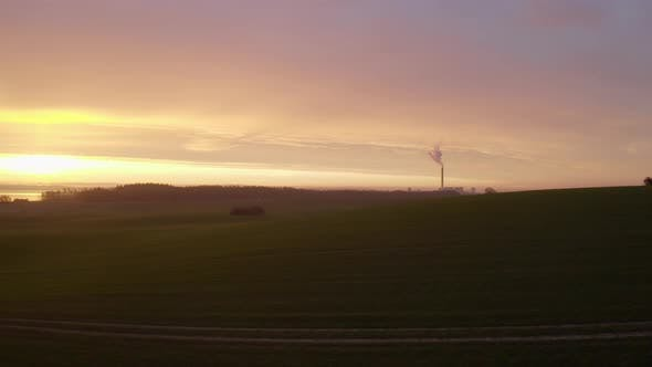 Thumbnail for Sunrise at Jutland, Denmark