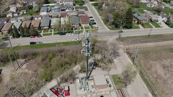 Aerial Drone Shot
