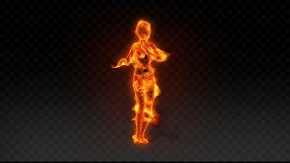 Thumbnail for Fiery Girl Dance 10
