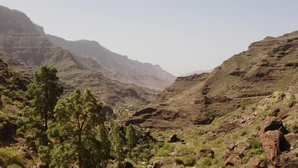 Thumbnail for Panoramic View of Valley in Spain