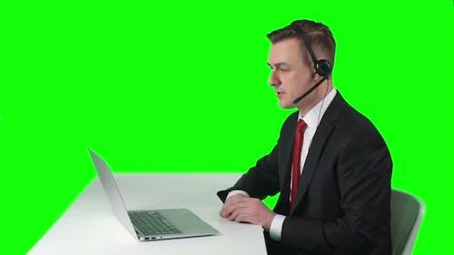 TV Correspondent