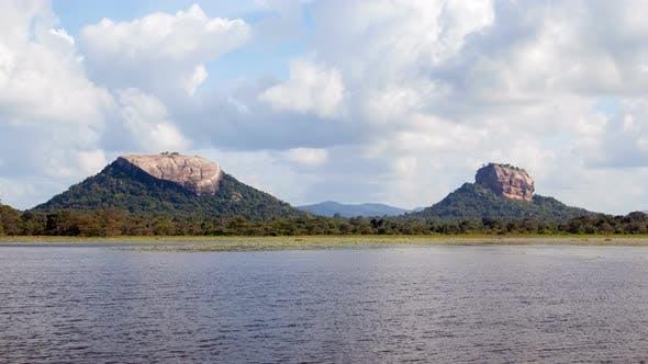Thumbnail for Sigiriya Nature Landscape, Sri Lanka Timelapse