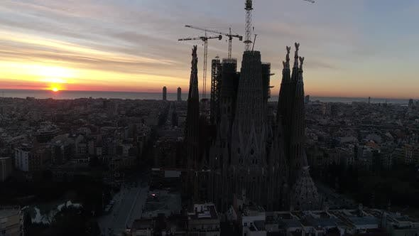 Thumbnail for Sunrise in Barcelona